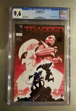 CGC 9.6 Trapped #1 Cartoon Network's TOONAMI Comic Book Adult Swim Box Exclusive