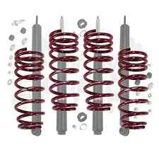 KYB 4 SHOCKS STRUTS & GERMAN LOWERING SPRINGS fits NISSAN 280ZX 1979 to 8/ 1981
