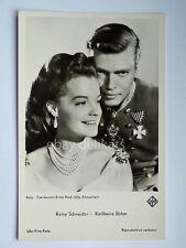 ROMY SCHNEIDER KARLHEINZ BOHM attrice cinema actor vecchia cartolina postcard 2