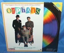 ORPHANS LASERDISC  LORIMAR HOME VIDEO 1987 LASER DISC