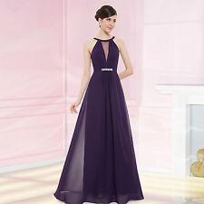 Full Length Mesh Formal Sleeveless Dresses for Women