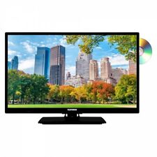 Telefunken L24H506M4D LED Television 60cm 24 Inch TV DVD DVB-T2/C/S2 Used