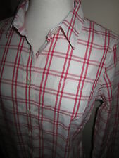 Jack Wills Women's Check Cotton Tops & Shirts