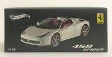 Véhicules miniatures Mattel pour Ferrari 1:43
