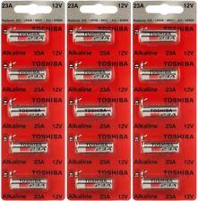 15 Toshiba A23 23A 23AE 21/23 GP23 23GA MN21 12 Volt 12v Batteries