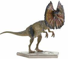 Jurassique Park Art. Échelle Statue 1/10 Dilophosaurus 18 cm Iron Studios