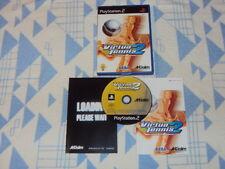 Virtua tennis 2 (sony playstation 2, 2002)