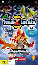 Invizimals *NEW & SEALED* PSP
