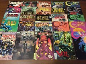 MASSIVE lot of 50 INDIE comic books OUTCAST GRENDEL PREDATOR MORE! 029