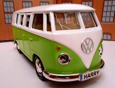 VW TRANSPORTER PERSONALISED PLATES NAME Toy Car MODEL boy girl dad BIRTHDAY GIFT