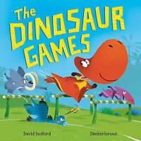The Dinosaur Games, Bedford, David, New Book