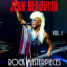 Jean Beauvoir Rock Masterpieces Vol. 1 CD & 2018 Crown of Thorns