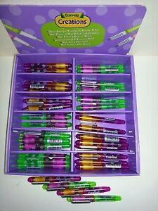 Crayola Creations Fountain + Roller Pen 36 pens in a box