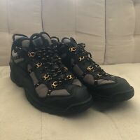 Vintage NIKE ACG Hiking Climbing Trail Mens Shoes Boots Size 8.5 Trail Outdoors