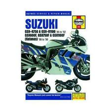HAYNES M2055 Suzuki GSXR/Katana Manual