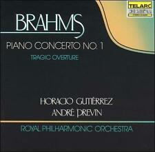 Brahms: Piano Concerto No. 1 / Tragic Overture, New Music