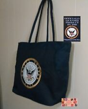 EMBROIDERED UNITED STATES US NAVY SEAL Heavy Duty TOTE BAG-Beach Travel Shopping