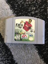 Fifa 99 Nintendo 64 (cartridge Only)