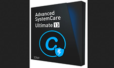 IObit Advanced SystemCare Ultimate 13 with License Full / Lifetime 2020