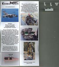 RetroKits Models 1/144 PANAVIA TORNADO COCKPIT DETAIL SET for Dragon Kits