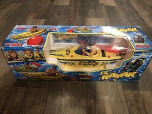 Hobbyzone Radio Control Kayak - Missing Charger