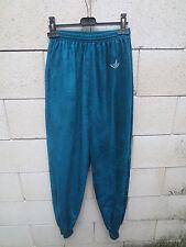 VINTAGE Pantalon JOINVILLE velours peau de pêche style Challenger vert 180 D 5 L