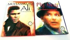 Frank Sinatra, Muhammad Ali In Conversation Audio Books On CD Part Set Of 2