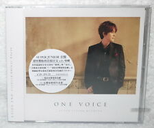 SUPER JUNIOR Kyu Hyun ONE VOICE 2017 Taiwan Ltd CD+DVD+Card (KyuHyun)