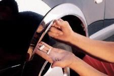 Radlauf Zierleisten BMW 5-er Reihe E39 Vorne Hinten L/R Satz Neu CHROM '95-04