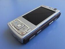 Nokia n95-Plata (sin bloqueo SIM) slider schiebehandy smartphone