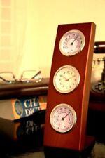 Wooden Kitchen Desk, Mantel & Carriage Clocks