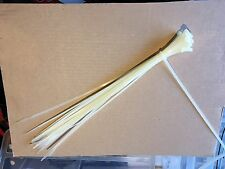 Cable Ties. 4.8 X 300mm. Bundle Of 50. White
