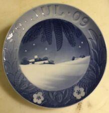 "1909 Royal Copenhagen Collector Plate - Copenhagen Denmark 6"" - Antique"