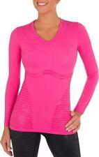 Camisetas y tops de deporte de mujer rosa