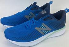 New Balance Mens 12 D 870v5 Running Walking Shoes Blue Neon Green NWOB