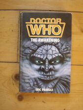 Doctor Who The Awakening *1985 W H ALLEN HARDBACK, NOT EX-LIBRARY*