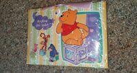 Disney Winnie the Pooh J.K. Memories Archivo del Bebé con 6 Separadores Spanish