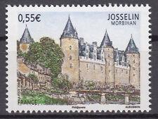FR10) France neuf  TG 2008 Y&T 4281 Série touristique. Josselin (Morbihan)