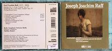 JOSEPH JOACHIM RAFF - SYMPHONIE NO.5 - 1 CD n.1137