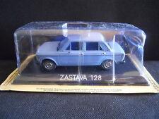 Legendary Cars  ZASTAVA 128 FIAT 128     1:43 Die Cast  [MZ]