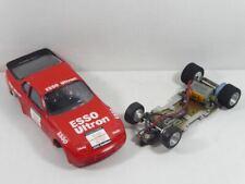 Porsche 924 GTS Turbo auf Schöler Chassis - 1:24 1/24 Slotcar GUT! (F7501)