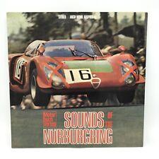 SOUNDS OF NÜRBURGRING LP PORSCHE 908 ALPINE FERRARI DINO VENYL ALFA ABARTH LOTUS