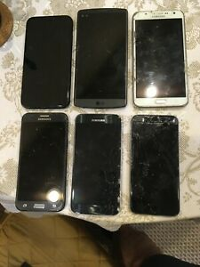 Cell phone, smartphone, iPhone - lot for parts