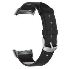 Correa de Reloj de Cuero Banda Para Samsung Gear Fit2/Fit 2 Pro/SM-R360/SM-R365