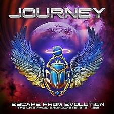 Escape From Evolution (The Live Radio Broadcasts) von Journey (2017)