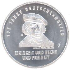 Deutschland 20 Euro Gedenkmünze 2016 bfr Deutschlandlied