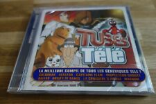 TUBES TÉLÉ  !!!!! RARE CD !!!! NEUF - SEALED COPY