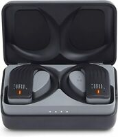 JBL Endurance PEAK Waterproof True Wireless In-ear Sport Headphones Black NEW
