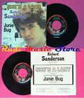 LP 45 7''RICHARD SANDERSON She's a lady Junie bug 1981 france VOGUE no cd mc dvd