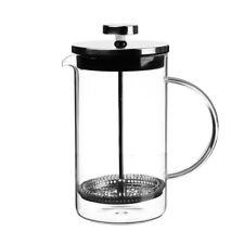 Grunwerg 8 Tazze CAFE OLE doux DOPPIA PARETE stantuffo caffè CAGLIARI acciaio satinato e